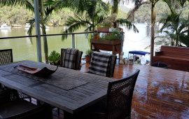 Berowra Waters Garden Suite