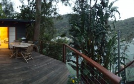 Tree House Berowra Waters