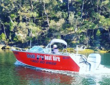 Boat Hire Sydney – Boab Boat Hire