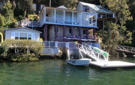 Berowra Waters Boathouse