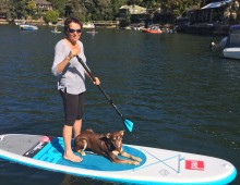 Stand Up Paddle Board – SUP Hire