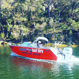Boab Boat - Sportsrider